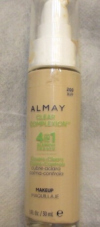 February Favorites Almay Clear Complexion Foundation
