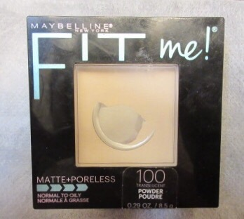 February Favorites Maybelline Matte+Poreless Powder