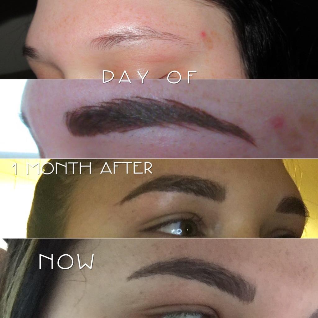 Eyebrow journey pt.4