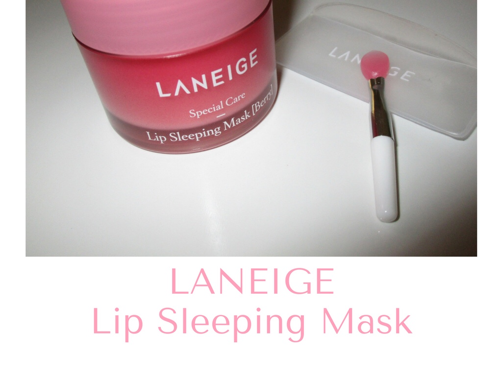 Review Laneige Lip Sleeping Mask Hey Its That Girl Anna