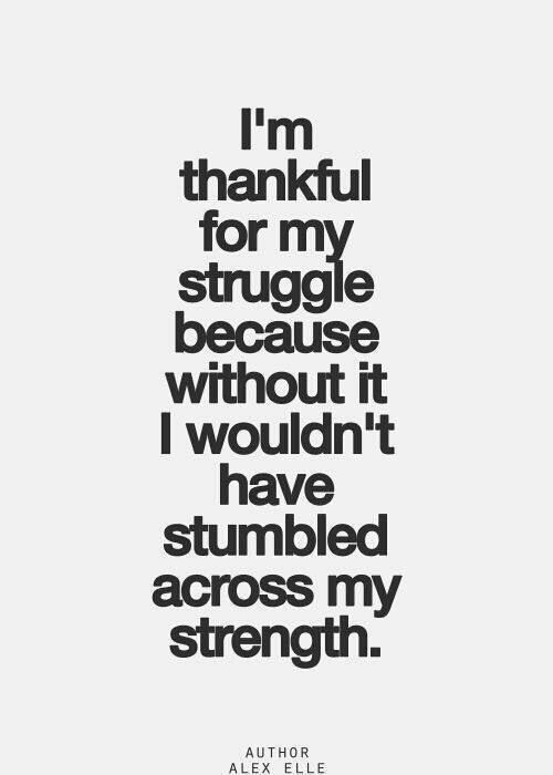 Motivational Monday inspirational quotes don't give up struggles give strength