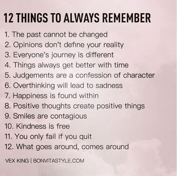 Motivational Monday remember
