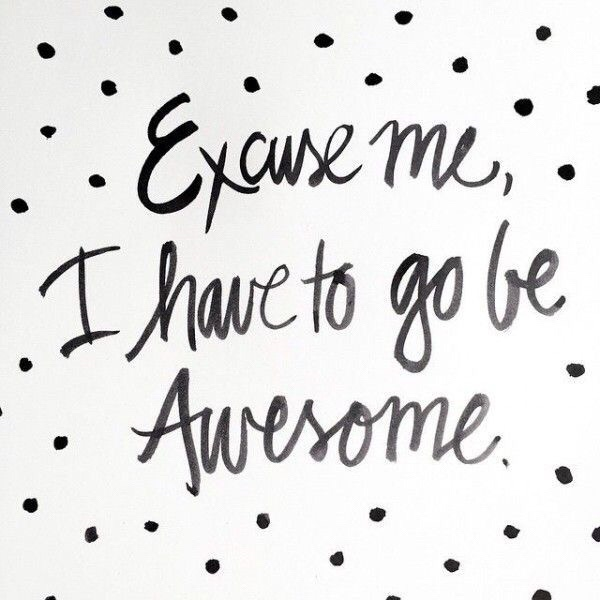 Motivational Monday quotes inspiration be awesome