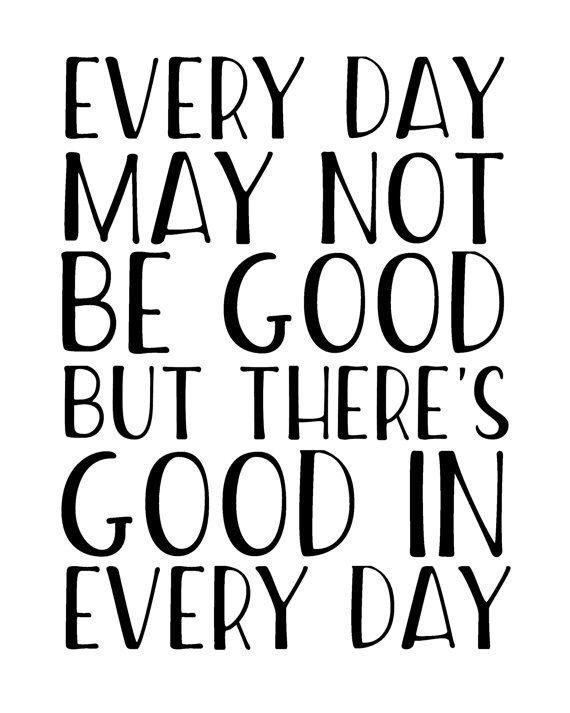 Motivational Monday good day