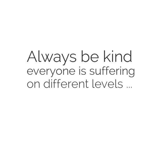 Motivational Monday kindness reminder