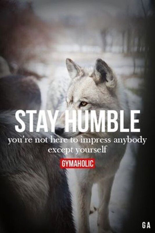 Motivational Monday quotes humble