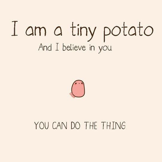 Motivational Monday believe in yourself