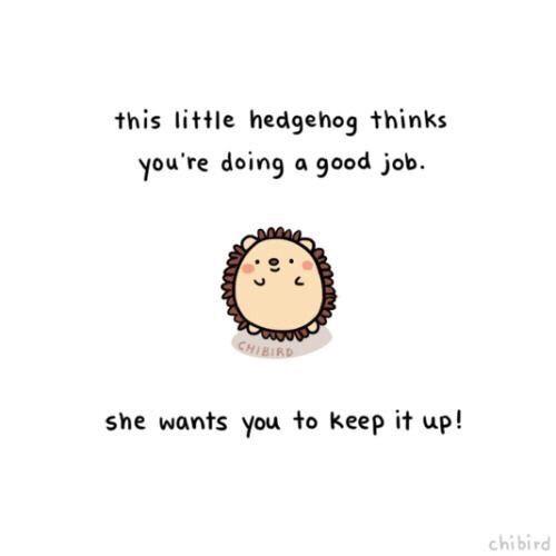 Motivational Monday keep it up good job