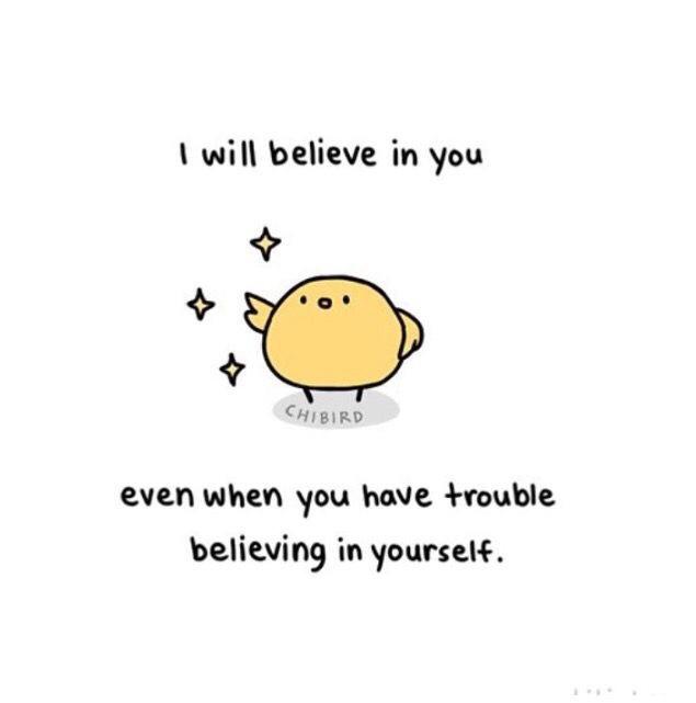 Motivational Monday quotes believe