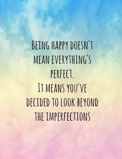 Motivational Monday blogger happy inspiring perfectly imperfect