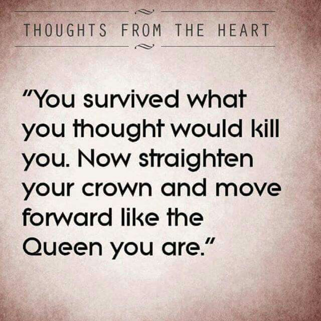 Motivational Monday quotes strong survive