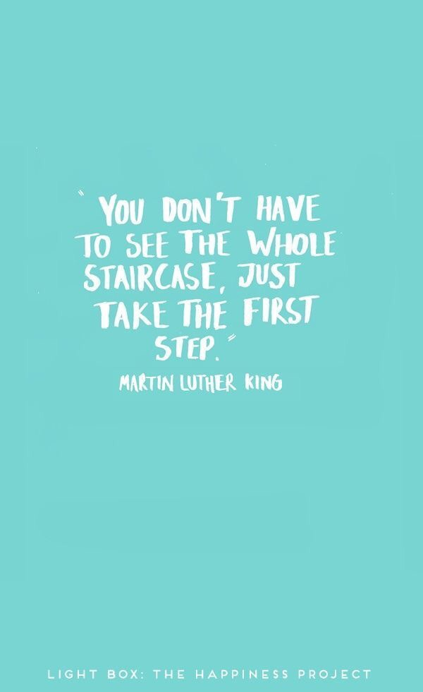 Motivational Monday quotes inspirational baby steps