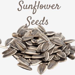 Beauty food, food, beauty, skincare, skin care, sunflower seeds