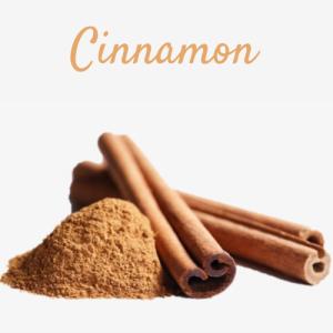 Beauty food, food, beauty, skincare, skin care, cinnamon