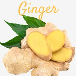 Beauty food, food, beauty, skincare, skin care, ginger