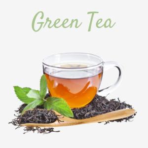 Beauty food, food, beauty, skincare, skin care, green tea