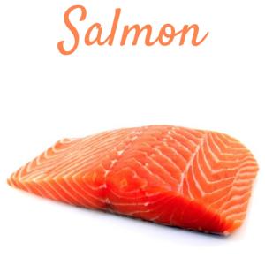 Beauty food, food, beauty, skincare, skin care, salmon