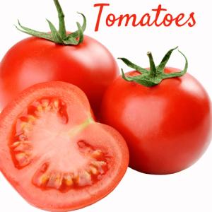 Beauty food, food, beauty, skincare, skin care, tomatoes